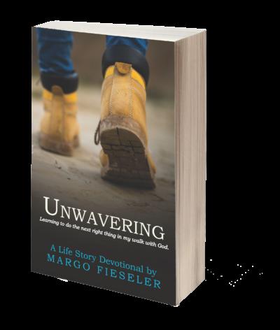 unwavering book mock up